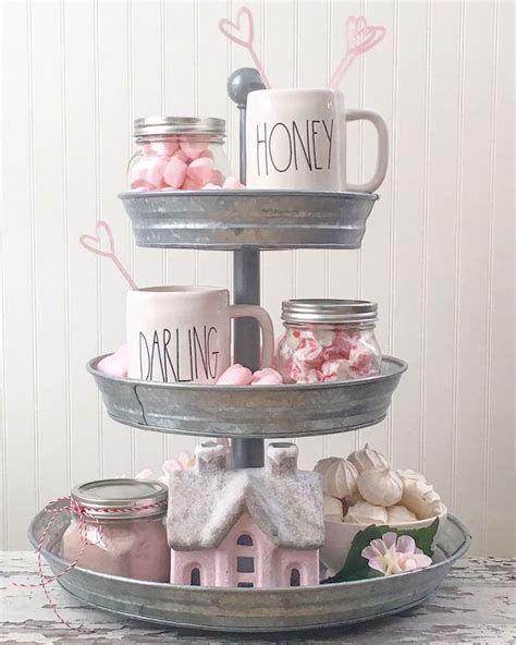 Stunning Diy Farmhouse Valentine Decor Ideas 29