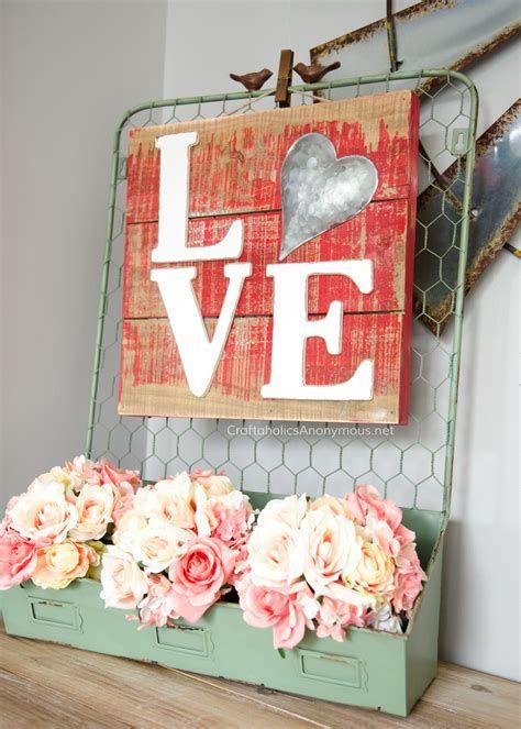Stunning Diy Farmhouse Valentine Decor Ideas 34