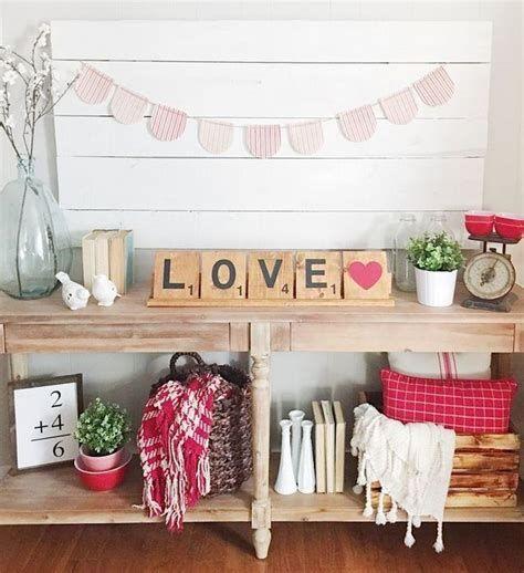 Stunning Diy Farmhouse Valentine Decor Ideas 36
