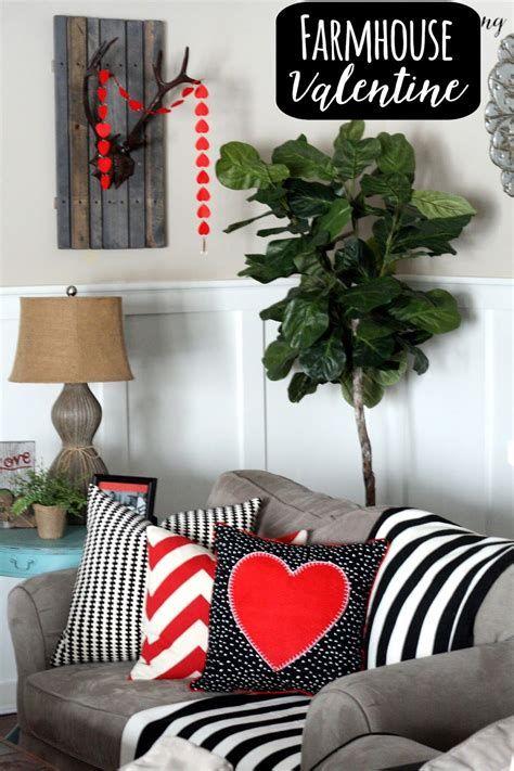 Stunning Diy Farmhouse Valentine Decor Ideas 41