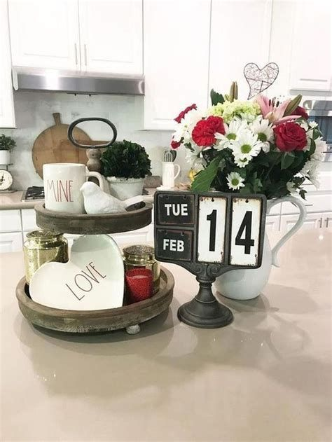 Stunning Diy Farmhouse Valentine Decor Ideas 42