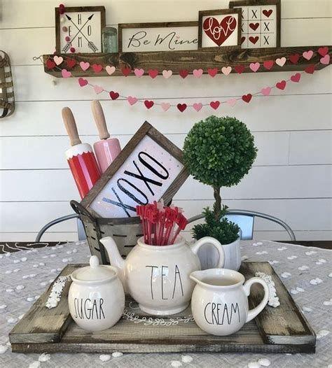 Stunning Diy Farmhouse Valentine Decor Ideas 43