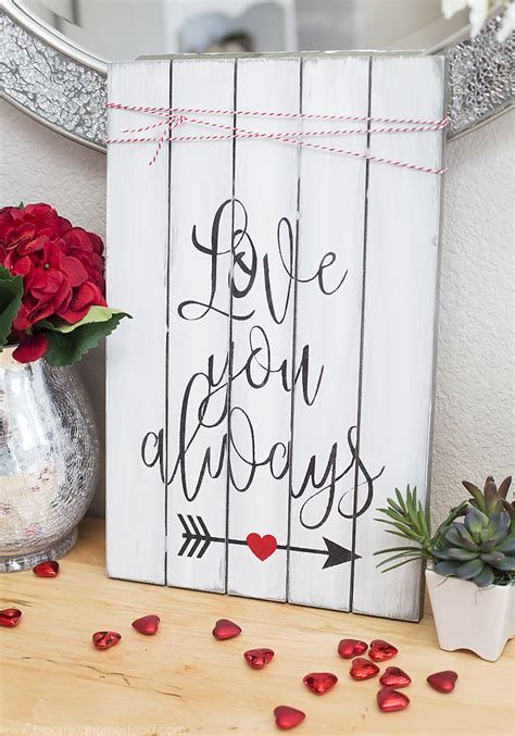 Stunning Diy Farmhouse Valentine Decor Ideas 45