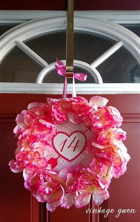Stunning Family Dollar Valentines Decor Ideas 08
