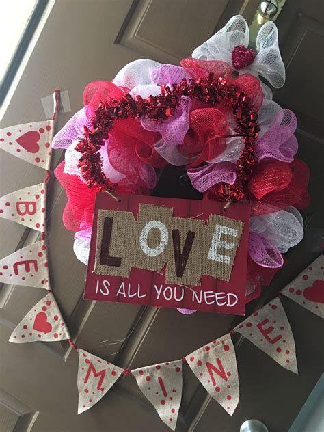 Stunning Family Dollar Valentines Decor Ideas 14