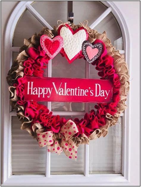 Stunning Family Dollar Valentines Decor Ideas 28