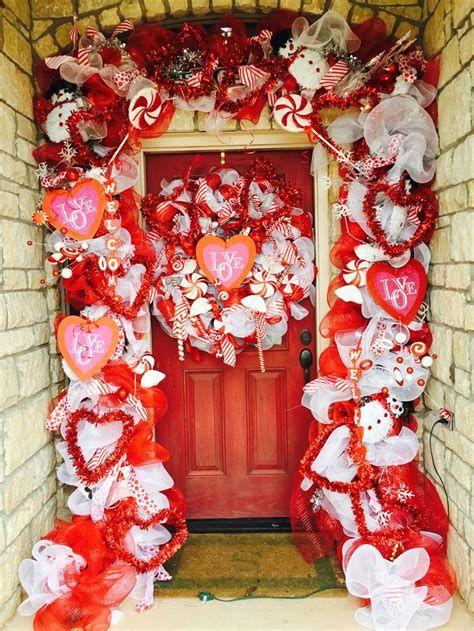 Stunning Valentines Day Door Decorating Ideas Ideas 39
