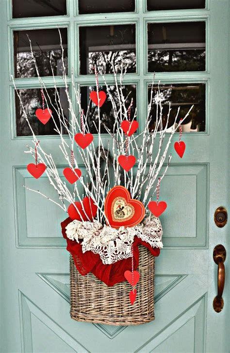 Stunning Valentines Day Door Decorating Ideas Ideas 41