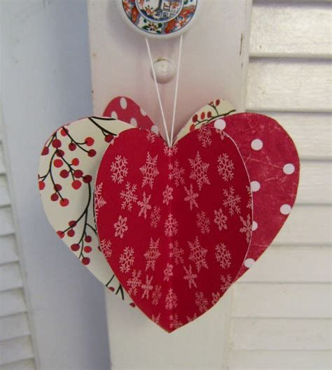 Warm Valentines Decoration Cutouts Ideas 05