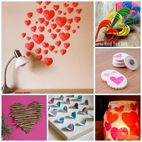 Warm Valentines Decoration Cutouts Ideas 13
