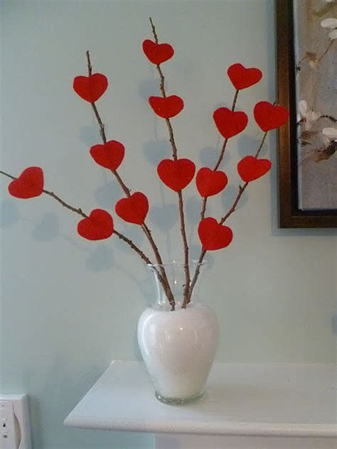 Warm Valentines Decoration Cutouts Ideas 26