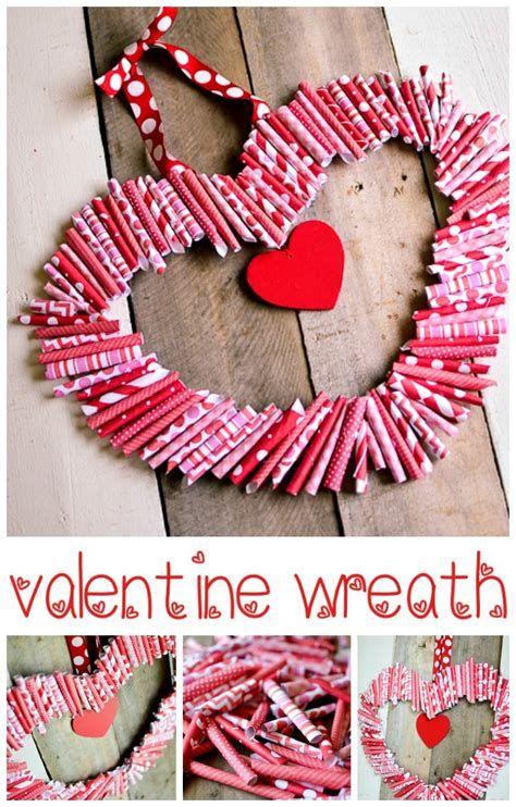 Warm Valentines Decoration Cutouts Ideas 38