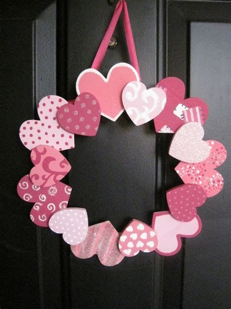Warm Valentines Decoration Cutouts Ideas 41