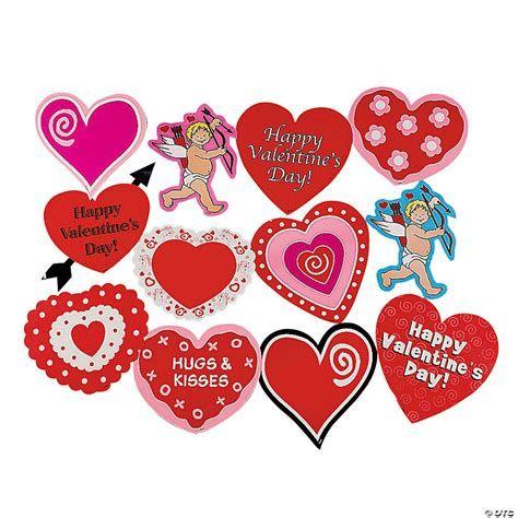 Warm Valentines Decoration Cutouts Ideas 44