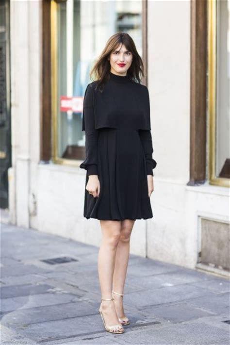 Adorable Black Dress For Valentine Day 01