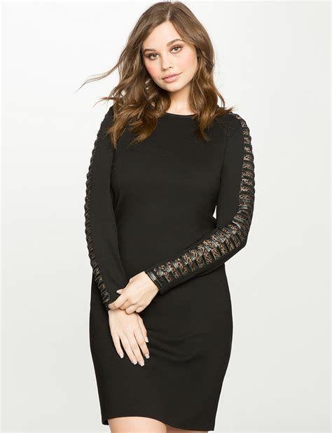 Adorable Black Dress For Valentine Day 03