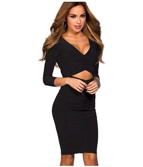Adorable Black Dress For Valentine Day 06