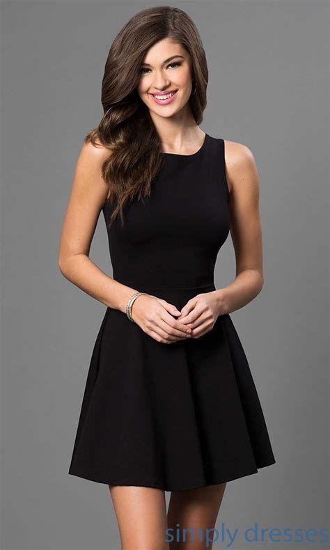 Adorable Black Dress For Valentine Day 07