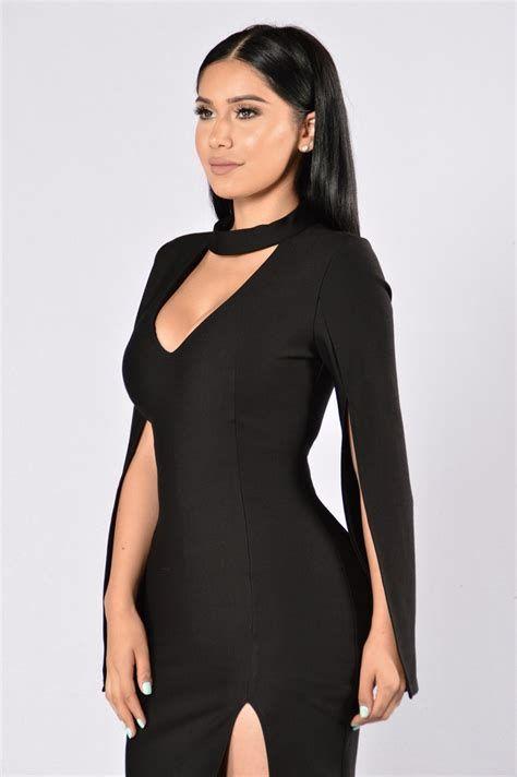 Adorable Black Dress For Valentine Day 08