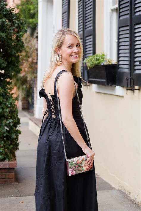 Adorable Black Dress For Valentine Day 22