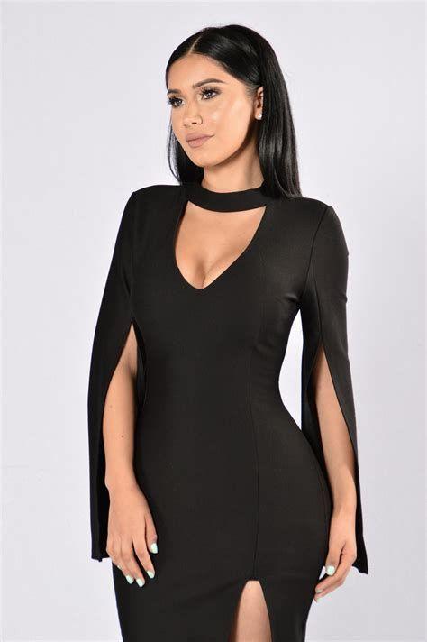 Adorable Black Dress For Valentine Day 26