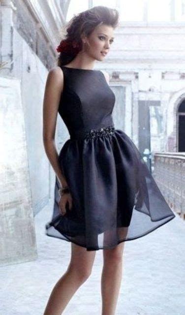 Adorable Black Dress For Valentine Day 27