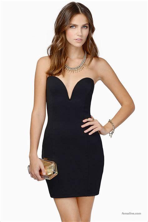 Adorable Black Dress For Valentine Day 30