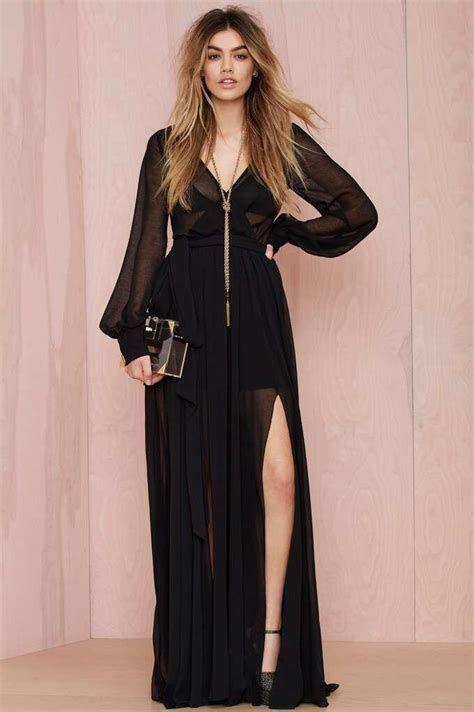 Adorable Black Dress For Valentine Day 36