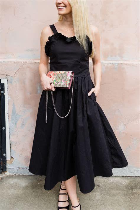 Adorable Black Dress For Valentine Day 37