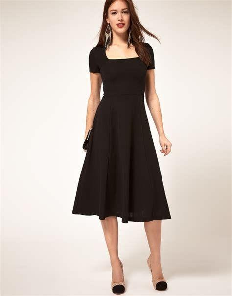 Adorable Black Dress For Valentine Day 39