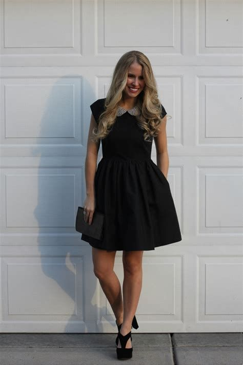 Adorable Black Dress For Valentine Day 44