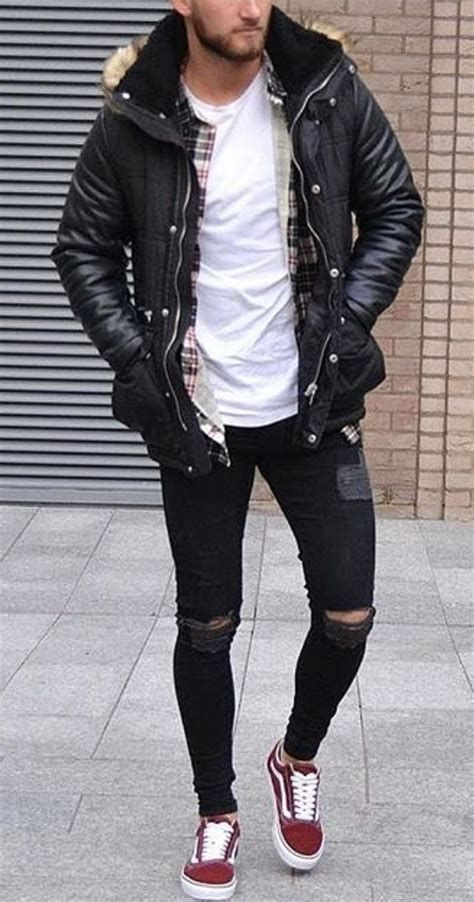 Adorable Mens Valentines Day Outfits 30