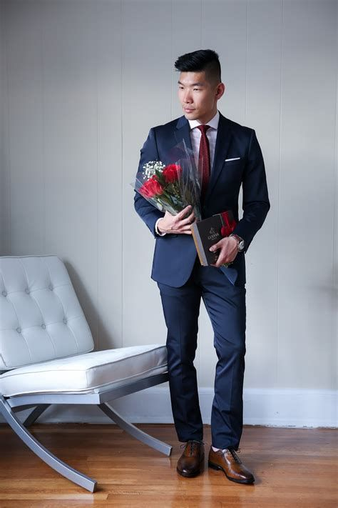 Adorable Mens Valentines Day Outfits 35