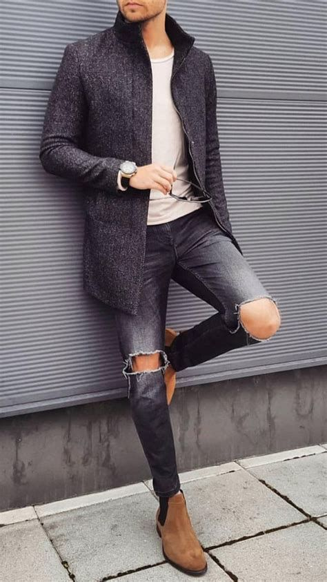 Adorable Mens Valentines Day Outfits 38