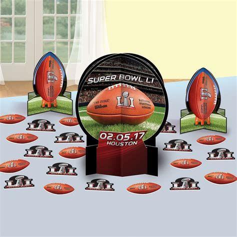 Adorable Super Bowl Table Decoration Ideas 32
