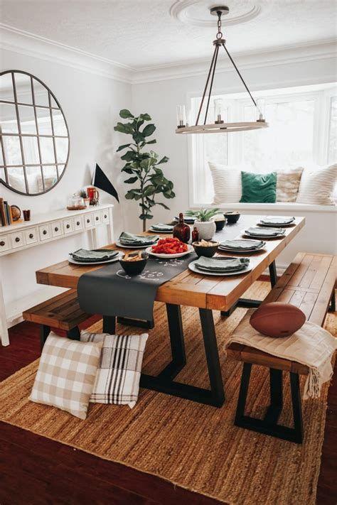 Adorable Super Bowl Table Decoration Ideas 41