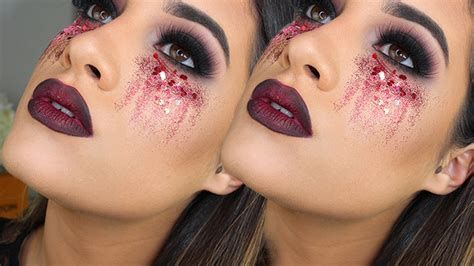 Adorable Valentines Day Makeup Look Ideas 05
