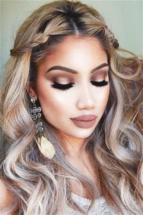 Adorable Valentines Day Makeup Look Ideas 07