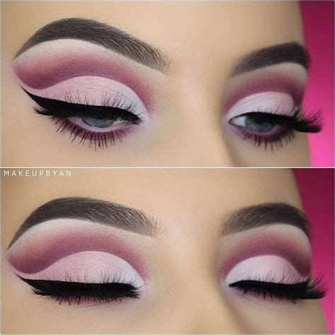 Adorable Valentines Day Makeup Look Ideas 22