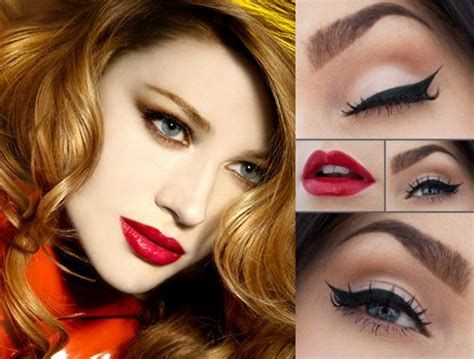 Adorable Valentines Day Makeup Look Ideas 24