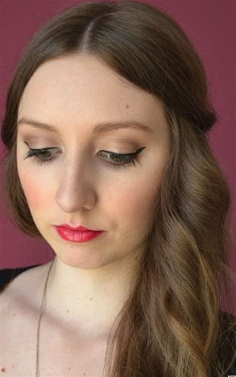 Adorable Valentines Day Makeup Look Ideas 38