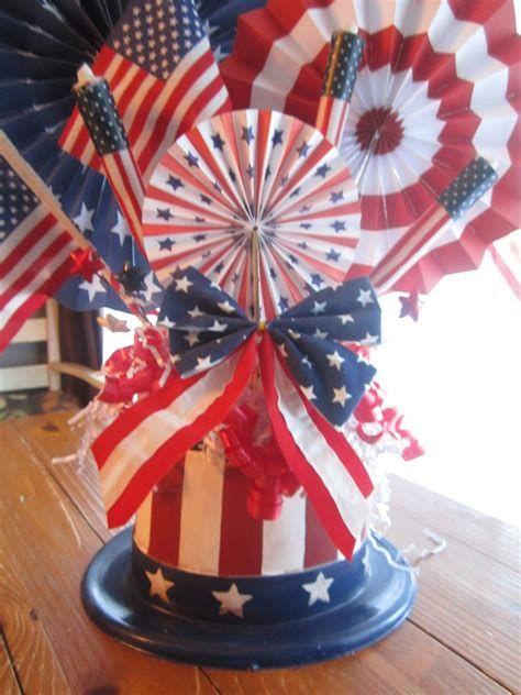 Amazing Patriotic Table Decorations Ideas 01