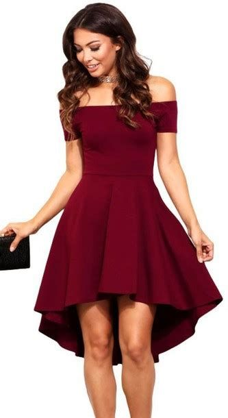 Amazing Pink And Red Dresses Ideas 01