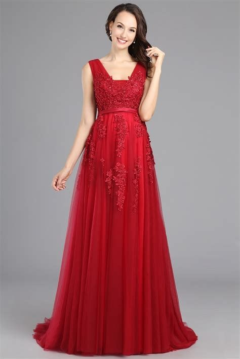 Amazing Pink And Red Dresses Ideas 04