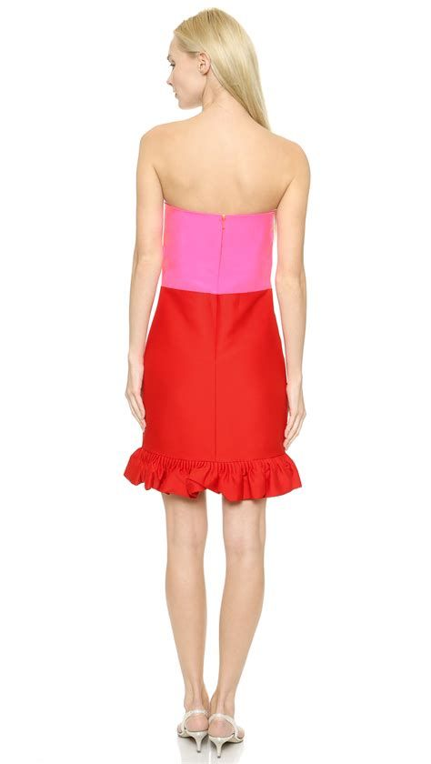 Amazing Pink And Red Dresses Ideas 06