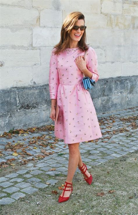 Amazing Pink And Red Dresses Ideas 21