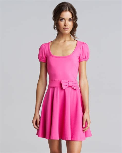 Amazing Pink And Red Dresses Ideas 22