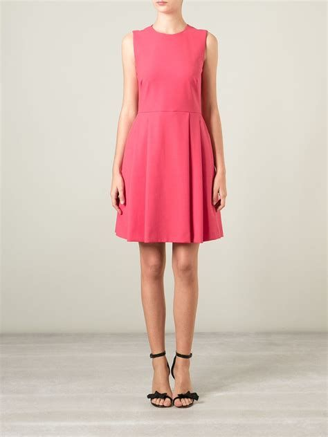 Amazing Pink And Red Dresses Ideas 27