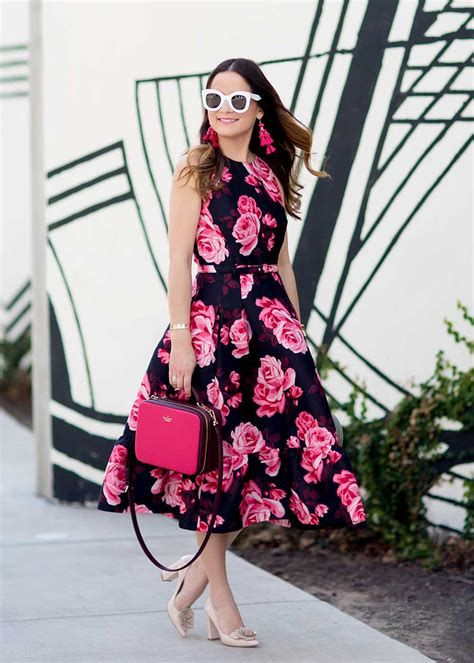 Amazing Pink And Red Dresses Ideas 30