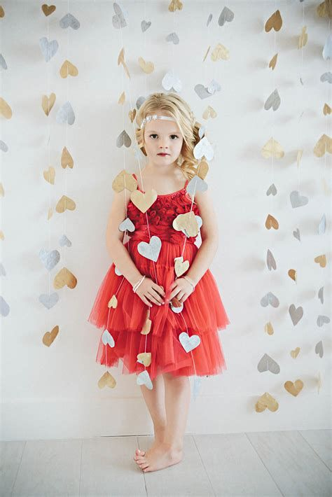 Amazing Valentines Day Dresses For Girls 36
